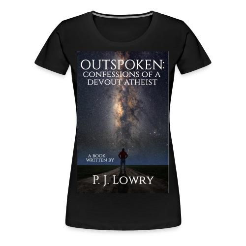 Outspoken Women's Bossy Shirt - Women's Premium T-Shirt