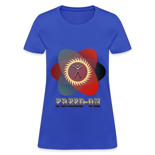 Freed-Om-Ladies - Women's T-Shirt