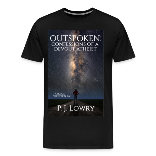Outspoken Old Cover Shirt - Men's Premium T-Shirt