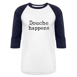 It happens baseball shirt - Baseball T-Shirt