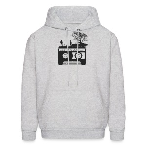 Kick It In The Ass (Swan Song) - Men's Hoodie
