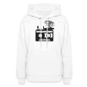 Kick It In The Ass (Swan Song) - Women's Hoodie