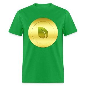 Peercoin - Men's T-Shirt