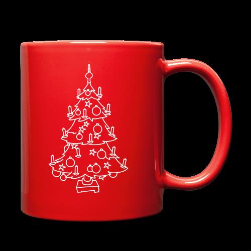 CHRISTMAS TREE - Full Color Mug