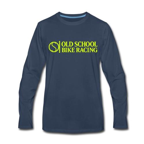 OSI Mens Long Sleeve T 2017 - Men's Premium Long Sleeve T-Shirt