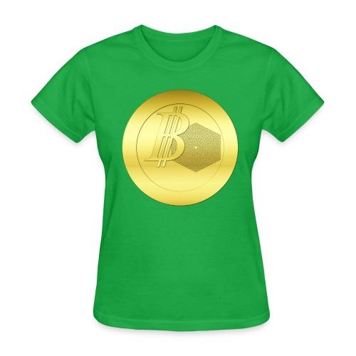Bitcoin - Women's T-Shirt