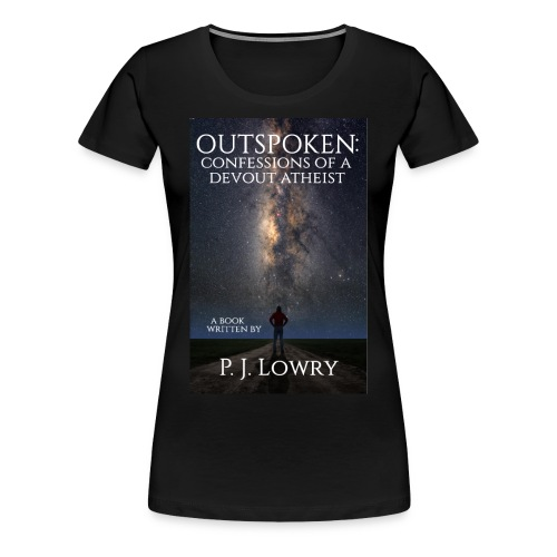 Outspoken Old Cover Women's Shirt - Women's Premium T-Shirt