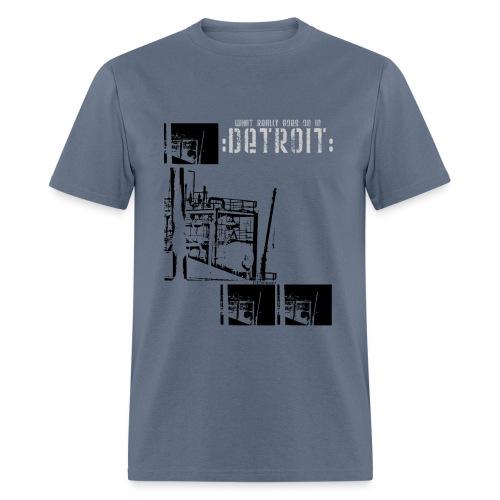 marathon1 - Men's T-Shirt