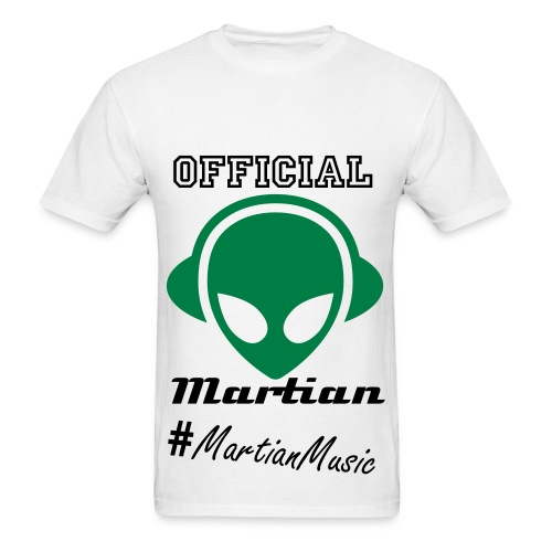 Official Martian T  - Men's T-Shirt