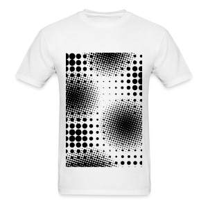 Halftone T-Shirt - Men's T-Shirt