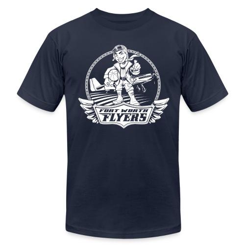 '18 FWF Navy T - Men's Fine Jersey T-Shirt