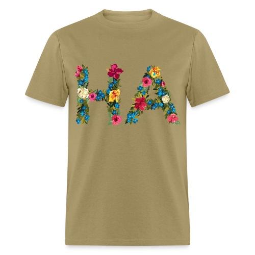 HA - Hawaii coast guard code - Men's T-Shirt