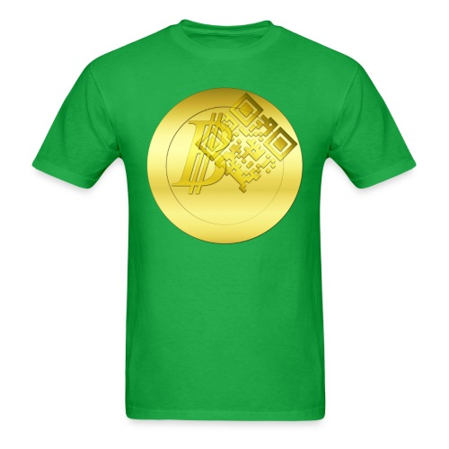Bitcoin - Men's T-Shirt