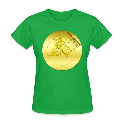 Bitcoin - Women's T-Shirt