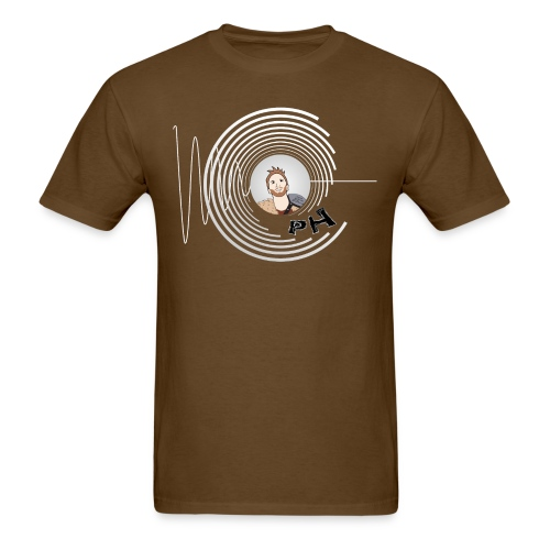 Hollens Brwn - Men's T-Shirt