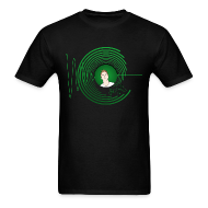 T-Shirts ~ Men's T-Shirt ~ Hollens Grn