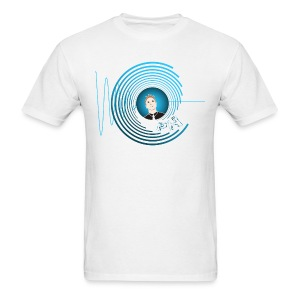 Hollens Blue - Men's T-Shirt