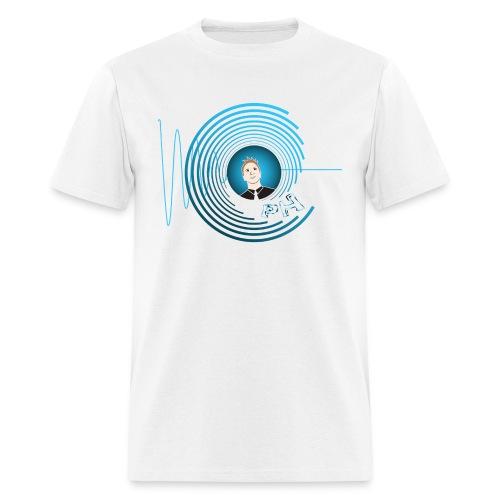 Hollens Blue - Men's T-Shirt