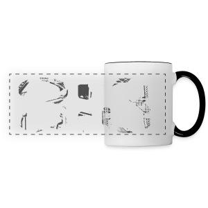 313 Detroit - Panoramic Mug