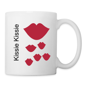 Kissie Kissie - Coffee/Tea Mug