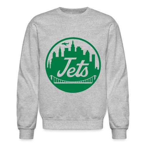 NY Jets Crew - Crewneck Sweatshirt