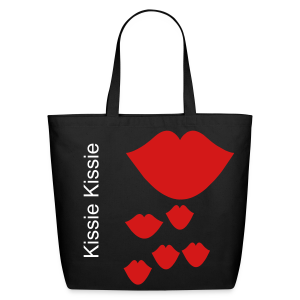 Kissie Kissie - Eco-Friendly Cotton Tote