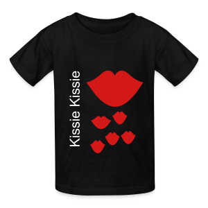 Kissie Kissie - Kids' T-Shirt