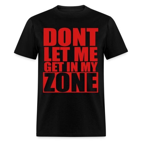 In My Zone Tee - Men's T-Shirt
