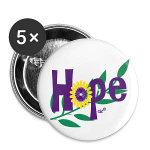 Hope - Small Buttons