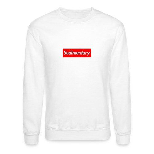 Unisex Sedimentary Sweatshirt - Crewneck Sweatshirt