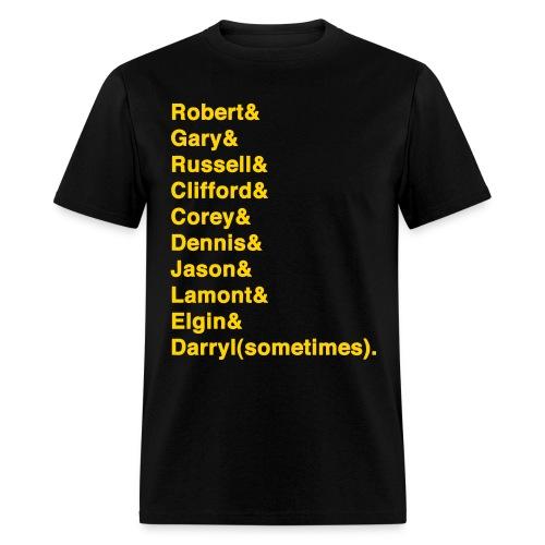 killa bees t-shirt - Men's T-Shirt