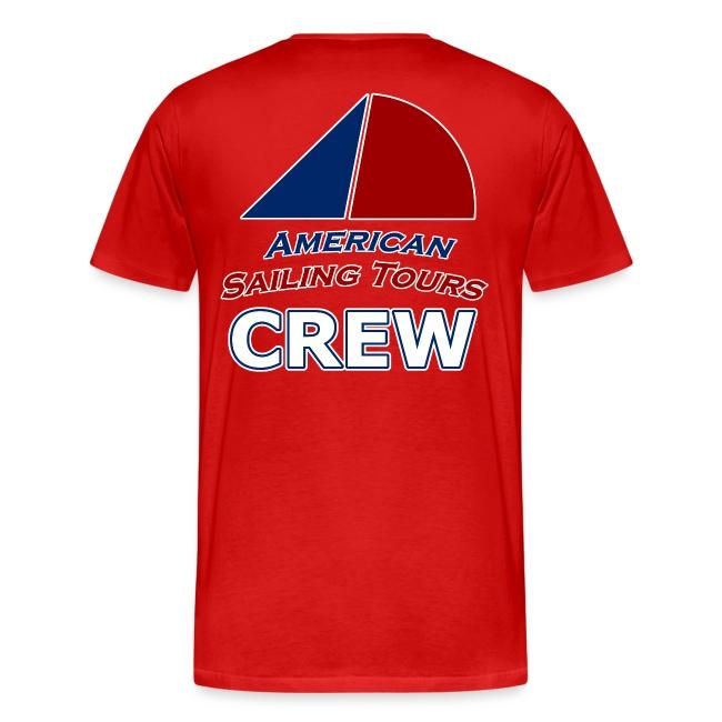 Summer Wind 2018 Crew T Red
