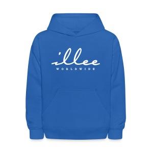 Kids ILLEE WORLDWIDE Signature Pullover Hoodie - Kids' Hoodie