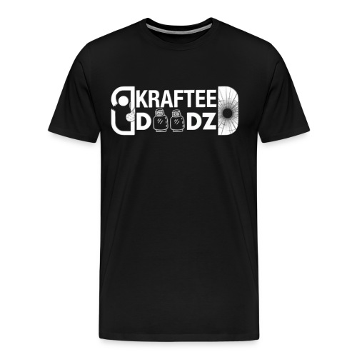 Kraftee Doodz - Men's Premium T-Shirt