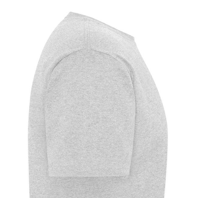 "Mens ""Suicide Cigarette Box Logo"" T-Shirt (White)"