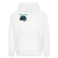 Hoodies ~ Men's Hoodie ~ Field Crew Hooded Sweatshirt