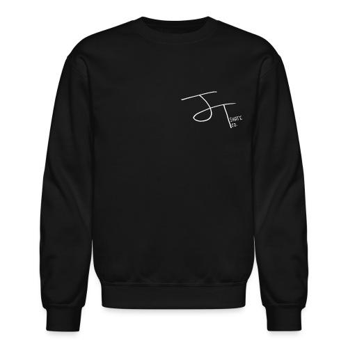 Unisex J.T. Skate Co Logo Crewneck Hoodie - Crewneck Sweatshirt