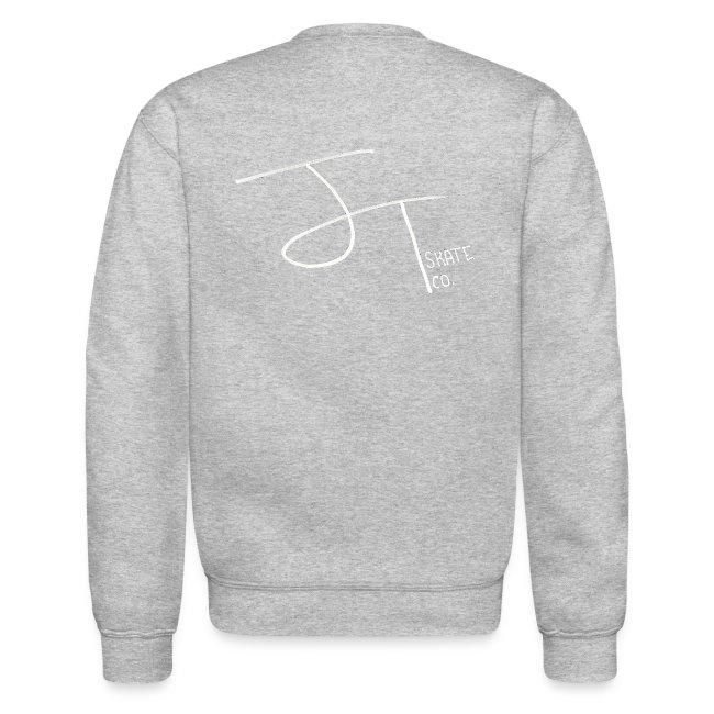 "Unisex ""J.T. Skate Co Logo"" Crewneck Hoodie"