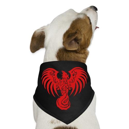 Red Phoenix Bandana - Dog Bandana