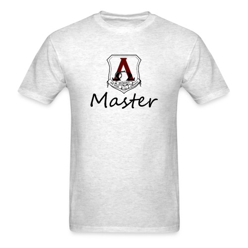 Master/Dom Training Ctr Shirt - Men's T-Shirt