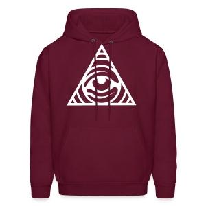 Pyramid Hoodie - Men's Hoodie