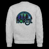 Long Sleeve Shirts ~ Crewneck Sweatshirt ~ Northern WI NORML Sweatshirt