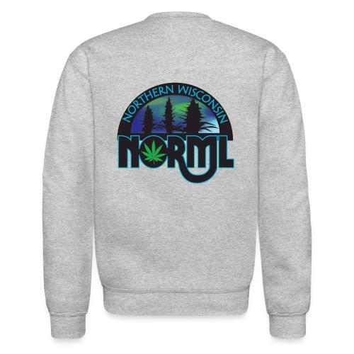 Northern WI NORML Sweatshirt - Crewneck Sweatshirt