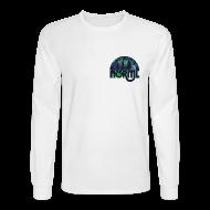 Long Sleeve Shirts ~ Men's Long Sleeve T-Shirt ~ Northern WI NORML Longsleeve Tshirt