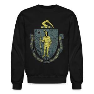 Mass Flag - Crewneck Sweatshirt