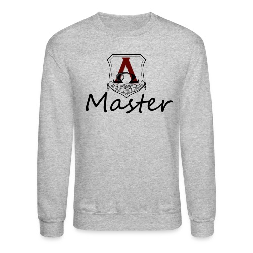 Master/Dom training Sweatshirt - Crewneck Sweatshirt