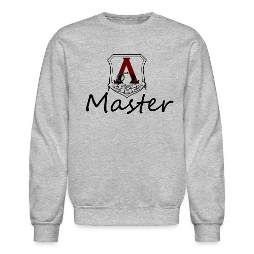 Master/Dom training Sweatshirt - Crewneck Sweatshirt