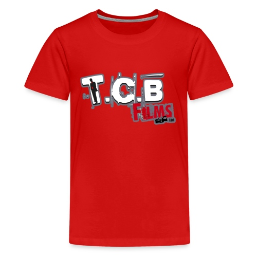 Kids TCB Films T Shirt  - Kids' Premium T-Shirt