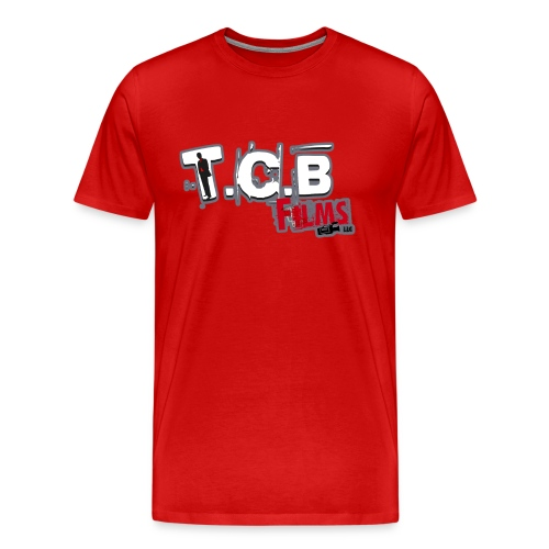 Adult TCB Films T Shirt  - Men's Premium T-Shirt