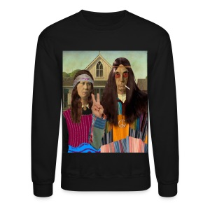 HippieNation Crewneck - Crewneck Sweatshirt